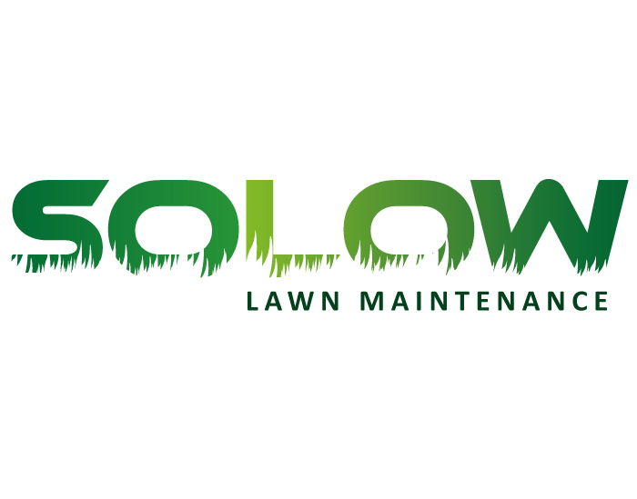 Solow lawn maintenance simply dope creative for Garden maintenance logo